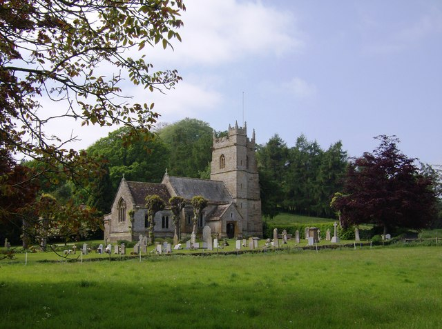 South Cadbury church