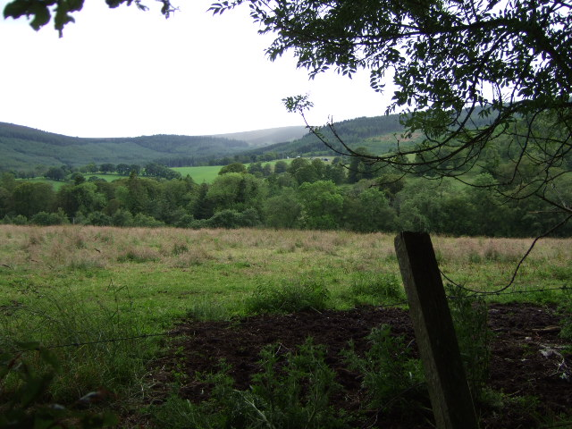 View SE from Balblair road