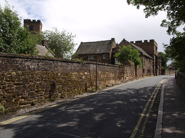 West Walls, Carlisle