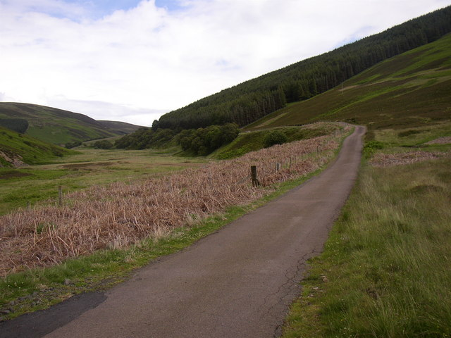 Road to Goldscleugh