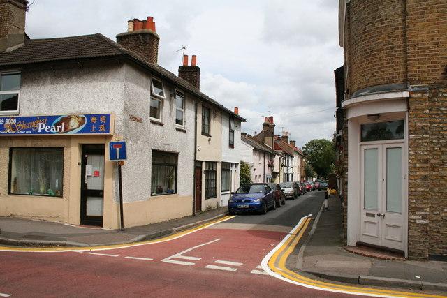 West Street Lane, Carshalton, Surrey