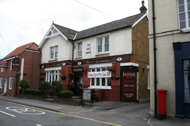 The 'Race Horse', West Street, Carshalton
