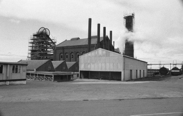Haig Colliery