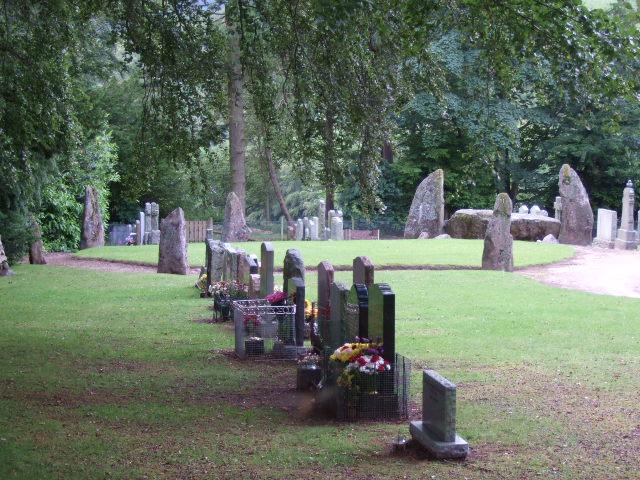 Midmar cemetery