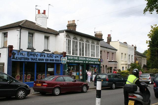 Wrythe Green Newsagents, Carshalton