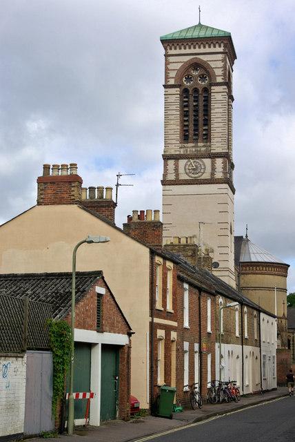 St Barnabas Church, Jericho