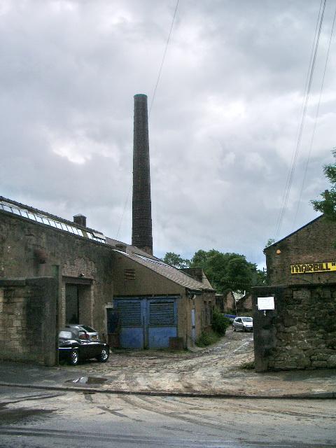 """""""Victoria Mill"""", Sabden"""