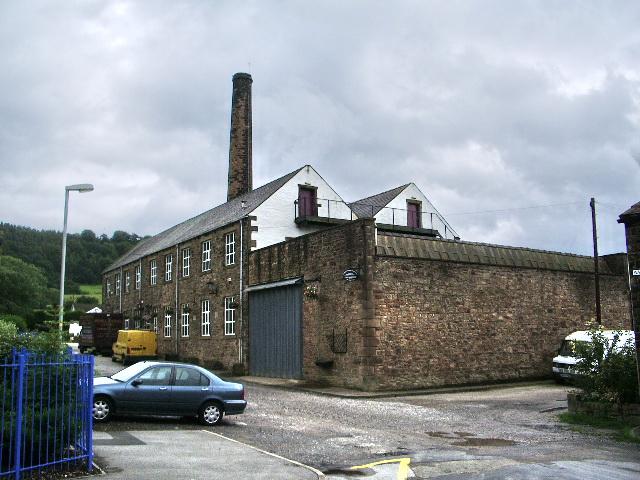 """""""Union Mill"""", Sabden"""