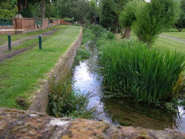 River Misbourne, Old Amersham
