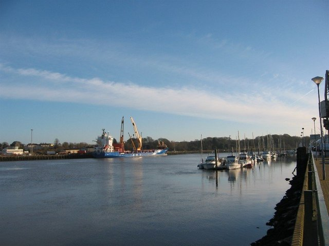 River Suir at Waterford