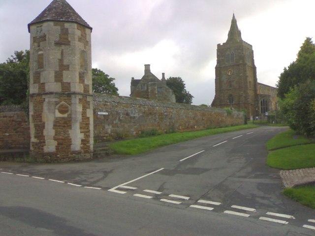 Church Lane, Lyddington