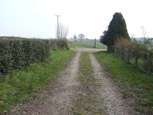 Bridleway to Eardisley