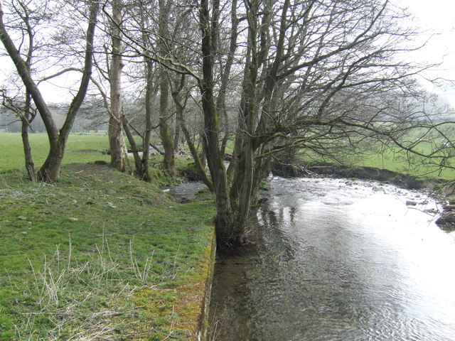 River Arrow east of Newchurch