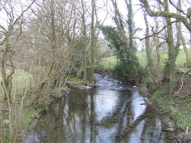 River Arrow - downstream