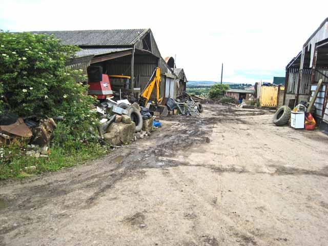 Farmyard near Shildon