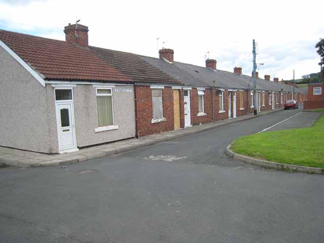 Front of Kimberley Street, Coundon Grange