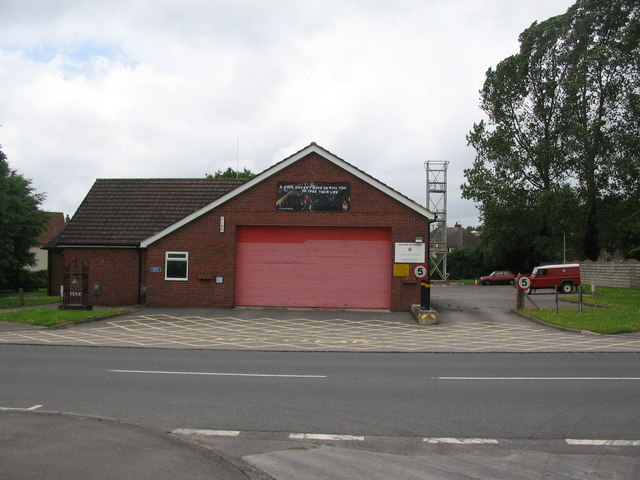 Mere Fire Station