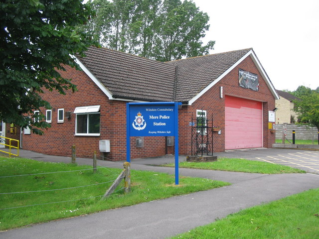 Fire Station at Mere