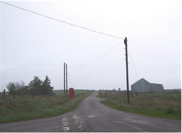 Road to Rogart
