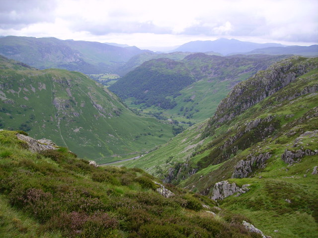 On Sergeant's Crag