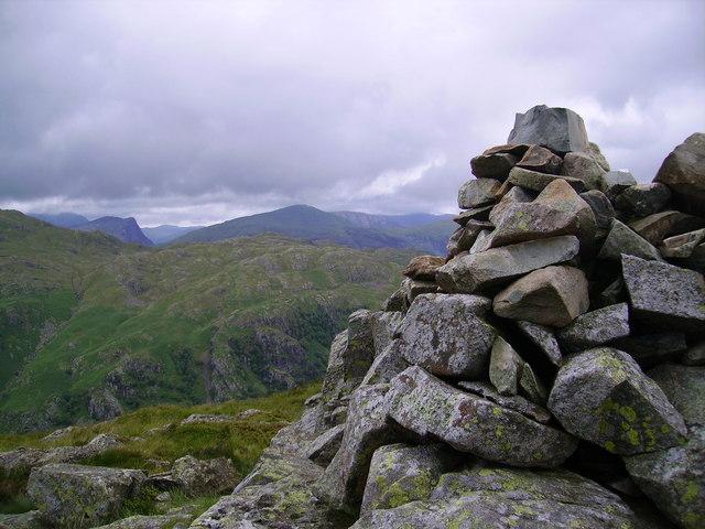 Summit Cairn Sergeant's Crag