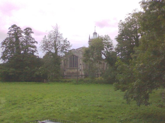 The Parish Church of St. Mary the Virgin, Weldon with Deene
