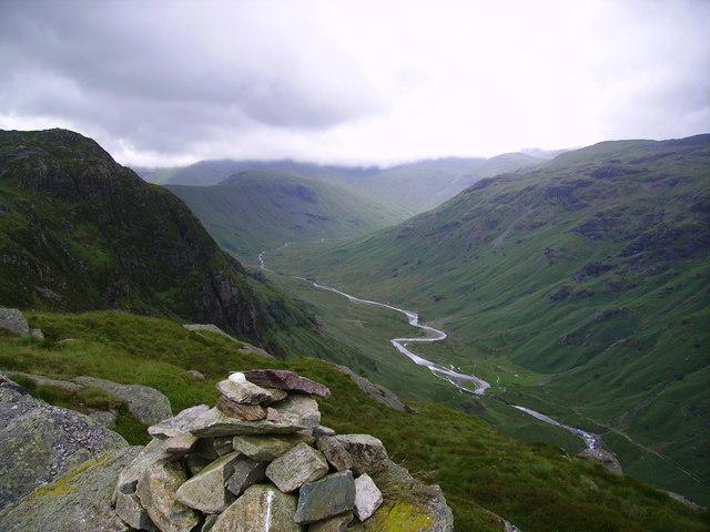 Summit Cairn, Eagle Crag