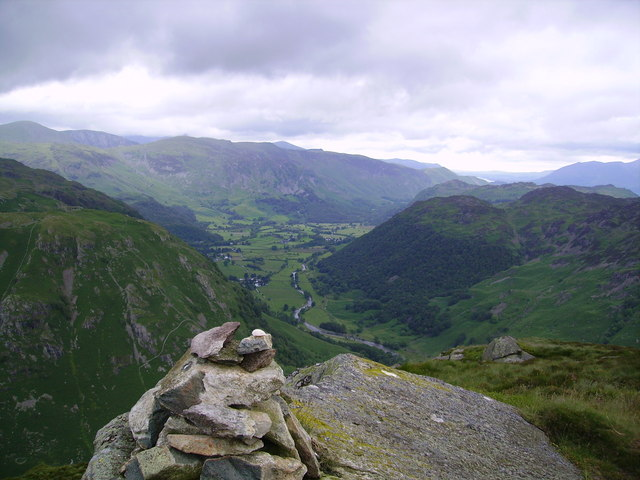 Summit Cairn, Eagle Crag