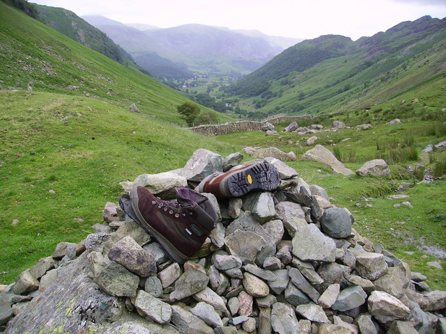 Boots and Cairn
