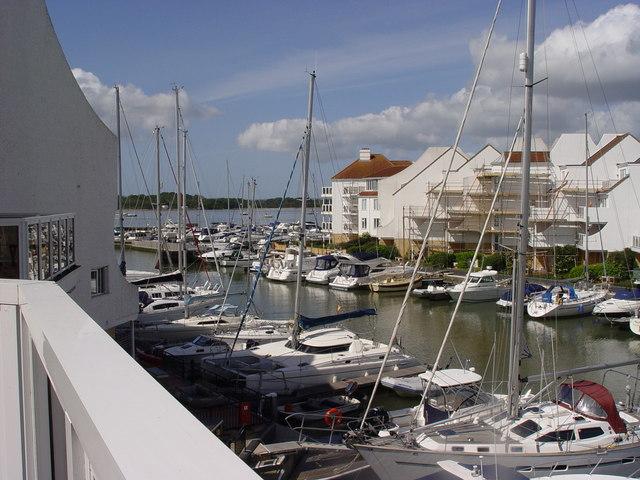 Moriconium Quay