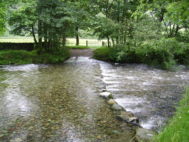 Ford, River Derwent