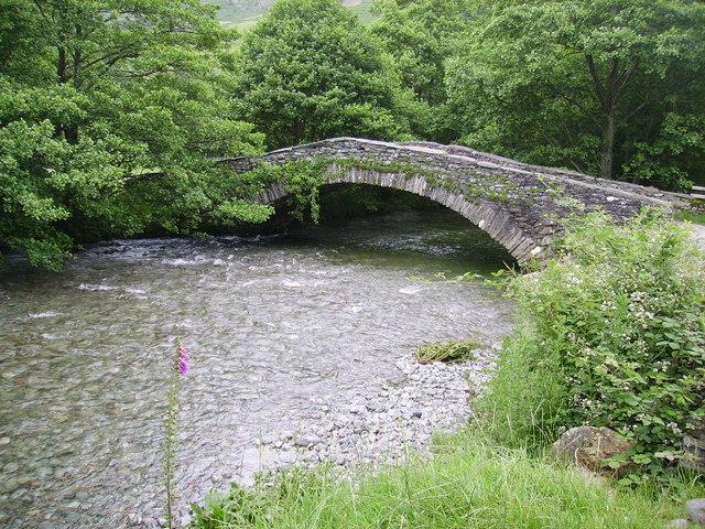 New Bridge, River Derwent