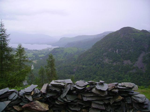 Summit Cairn, Castle Crag