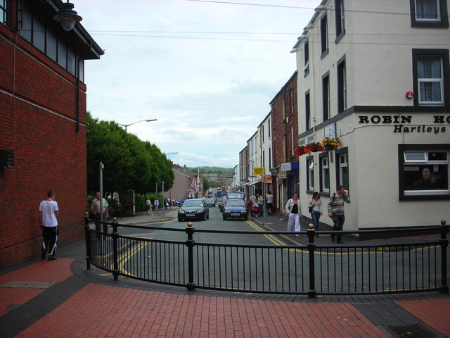 Crellin Street