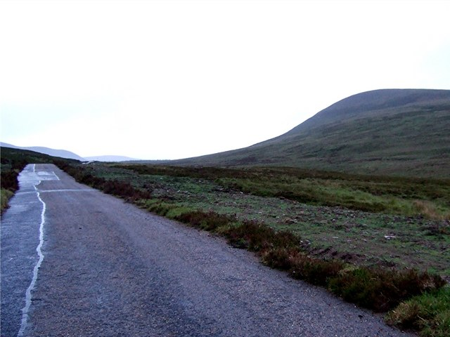The road from Farlary to Glen House
