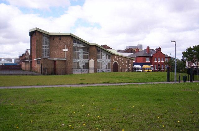 St Joan of Arc Roman Catholic church, Bootle