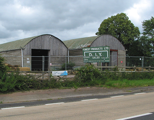 DIY timber products premises Huntley