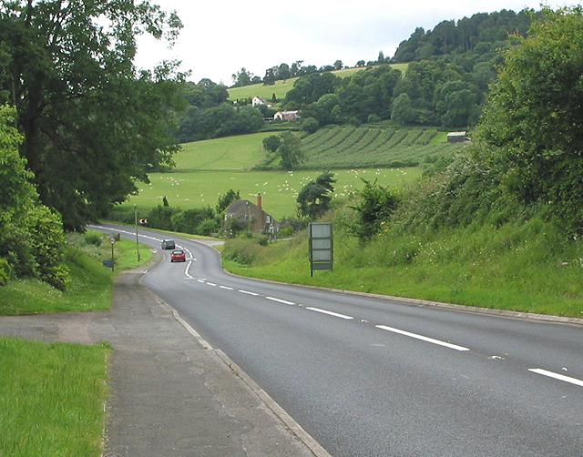 A4136 to Monmouth