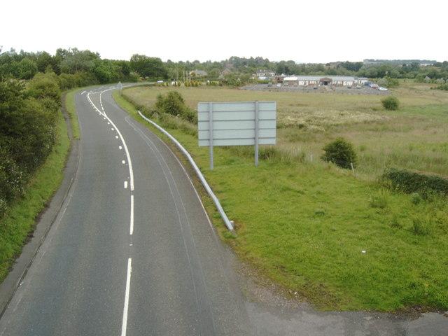 A780 to Maxwelltown
