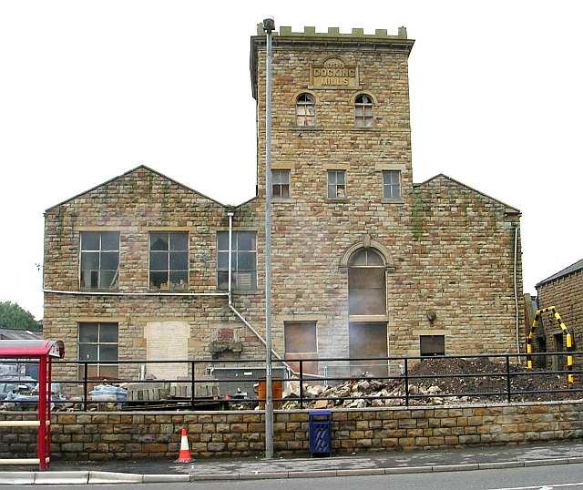 Docking Mills - Bradford Road