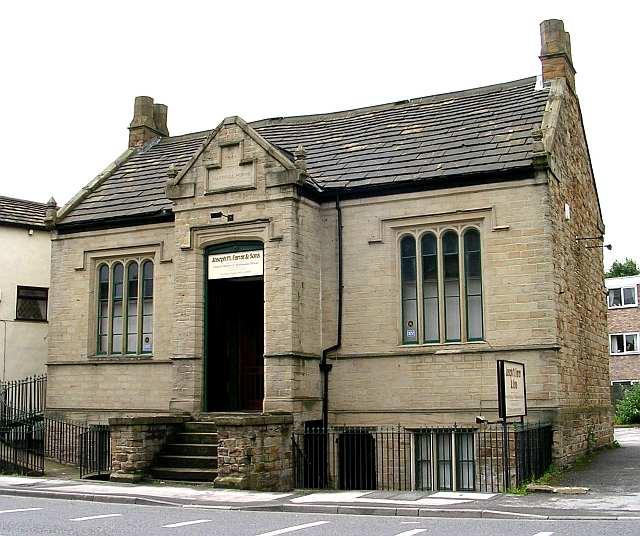 National School - Bradford Road