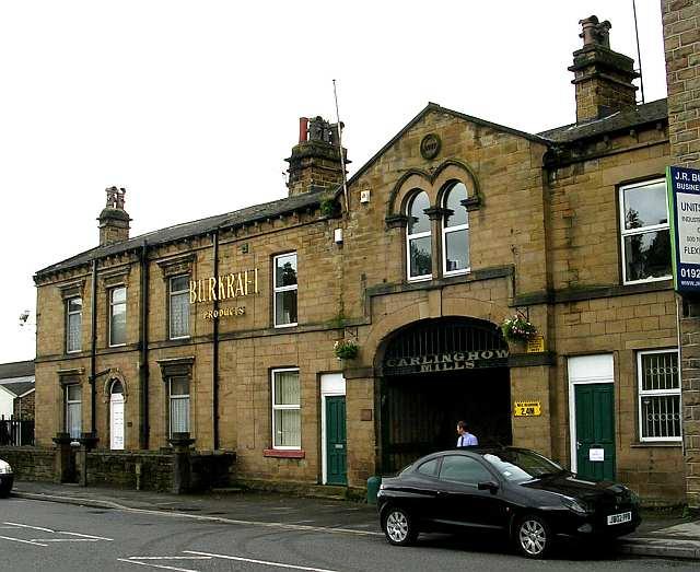 Carlinghow Mills - Bradford Road