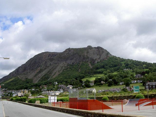 Penmaenmawr mountain