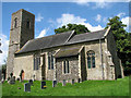 TG3308 : Church of St Michael and All Angels, Braydeston by Evelyn Simak