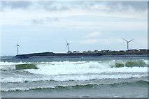 G2933 : Wind turbines north of Lacken by Liz McCabe