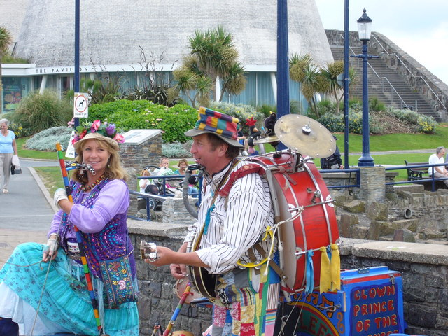 Street Entertainers, Ilfracombe