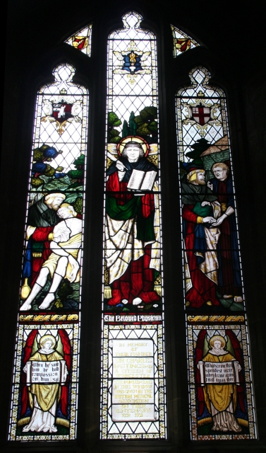 Sir Charles Hastings Window, Worcester Cathedral