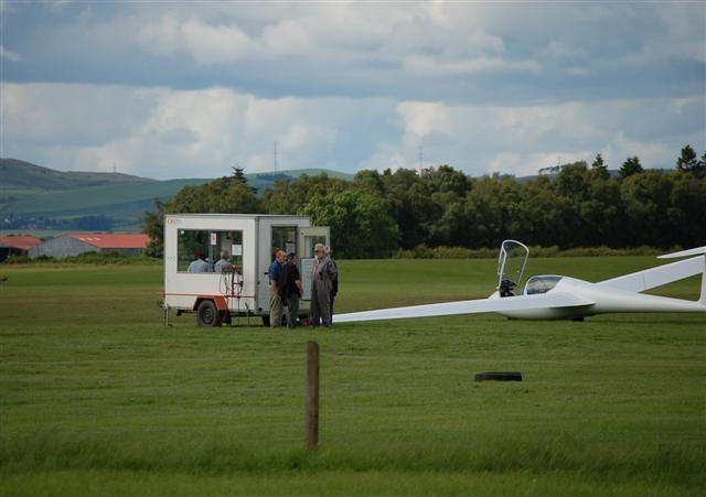 Portmoak Airfield