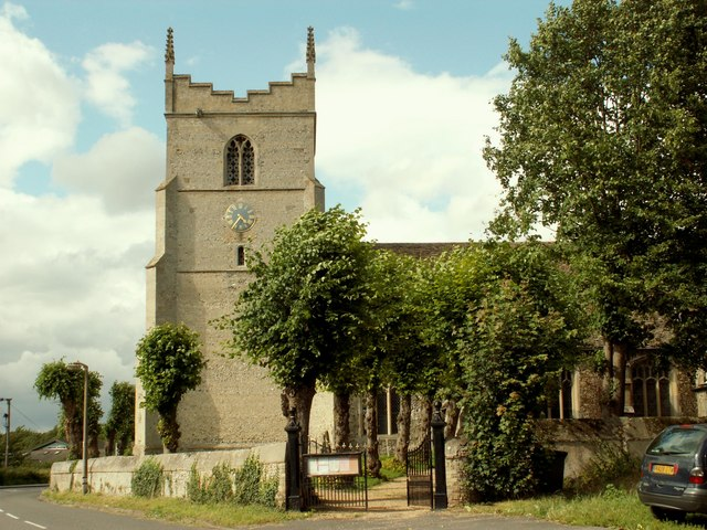 St. Nicholas' church at Great Wilbraham