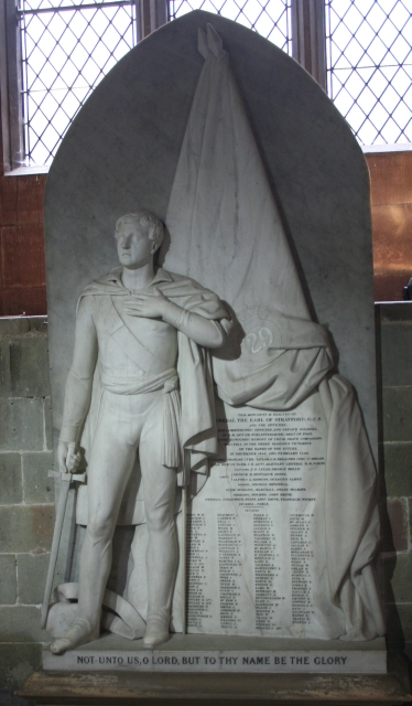 The Sikh Wars  Memorial, Worcester Cathedral